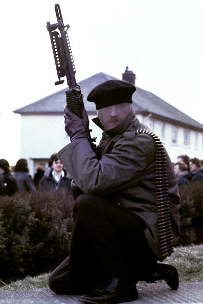 Gunman「IRA Gunman」:写真・画像(7)[壁紙.com]