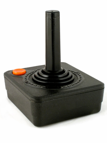 Video Game「Retro Joystick」:スマホ壁紙(17)