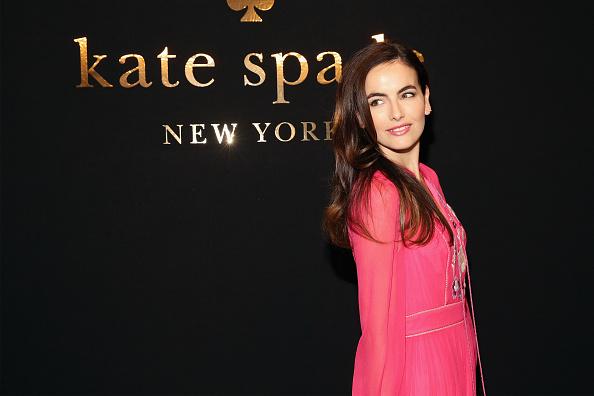Camilla Belle「kate spade new york Spring 2017 Fashion Presentation」:写真・画像(9)[壁紙.com]