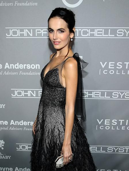 Camilla Belle「Fifth Annual Baby2Baby Gala, Presented By John Paul Mitchell Systems - Red Carpet」:写真・画像(6)[壁紙.com]
