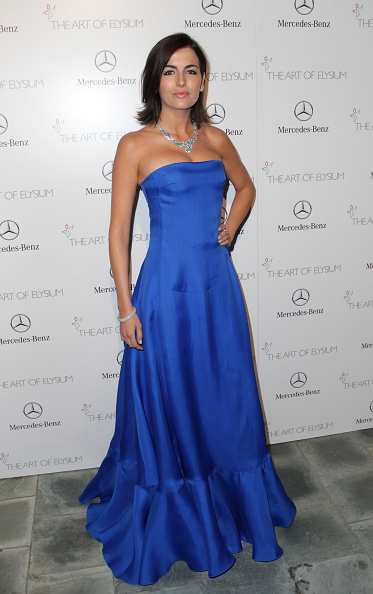 Camilla Belle「The Art Of Elysium's 7th Annual HEAVEN Gala Presented By Mercedes-Benz - Arrivals」:写真・画像(16)[壁紙.com]