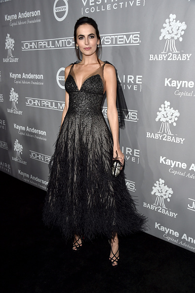 Camilla Belle「5th Annual Baby2Baby Gala - Arrivals」:写真・画像(14)[壁紙.com]