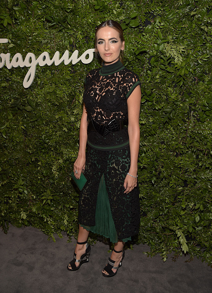 Camilla Belle「Salvatore Ferragamo Celebrates 100 Years In Hollywood With The Newly Unveiled Rodeo Drive Flagship」:写真・画像(12)[壁紙.com]