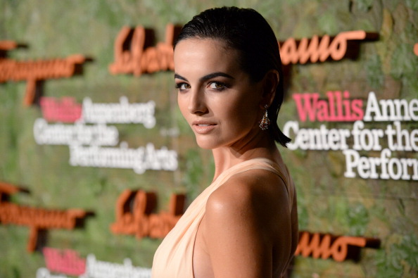 Camilla Belle「Wallis Annenberg Center For The Performing Arts Inaugural Gala Presented By Salvatore Ferragamo - Red Carpet」:写真・画像(18)[壁紙.com]
