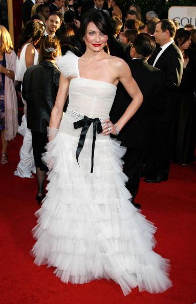 Asymmetric Dress「The 64th Annual Golden Globe Awards - Arrivals」:写真・画像(15)[壁紙.com]