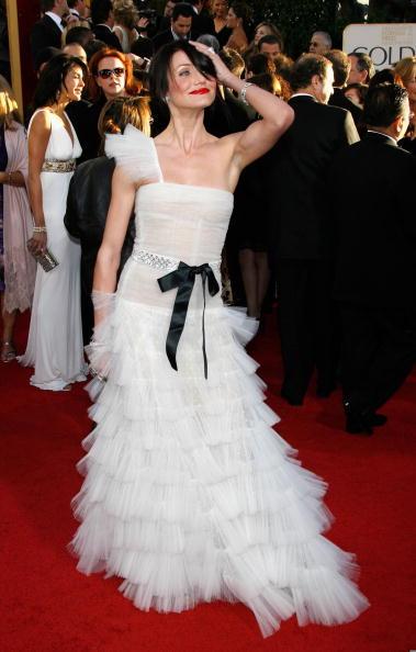 Brown Hair「The 64th Annual Golden Globe Awards - Arrivals」:写真・画像(1)[壁紙.com]