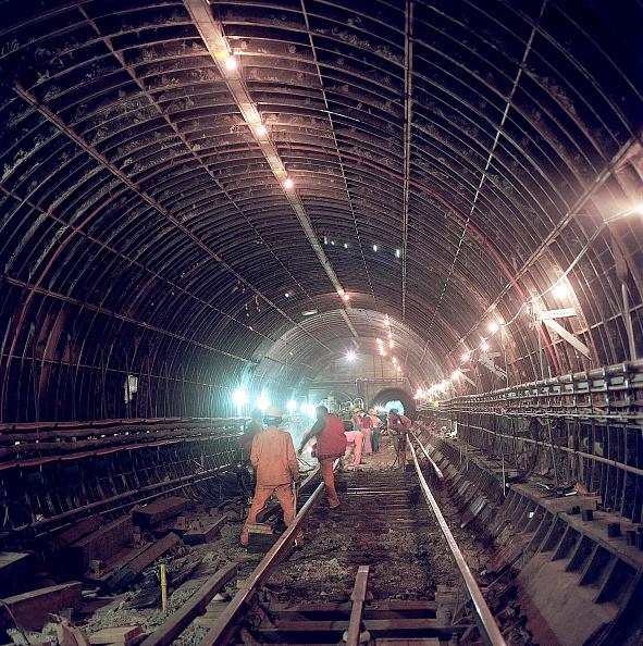 Effort「Refurbishment of Angel Underground station. London, United Kingdom.」:写真・画像(9)[壁紙.com]