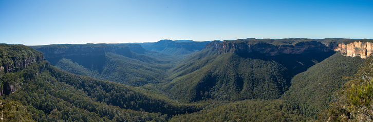 Escarpment「Grose River Valley」:スマホ壁紙(5)