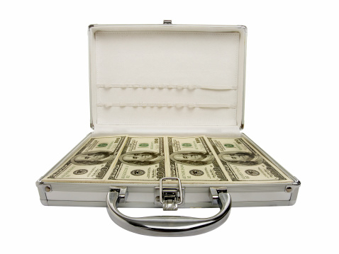 American One Hundred Dollar Bill「Loaded With Cash」:スマホ壁紙(7)