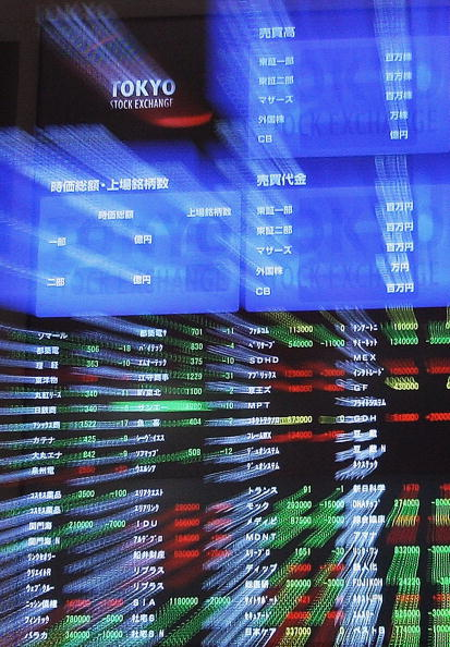 Number「Nikkei Early Closure Affects Global Markets」:写真・画像(2)[壁紙.com]