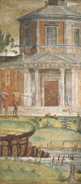 Grass Family「Cephalus And Pan At The Temple Of Diana」:写真・画像(13)[壁紙.com]