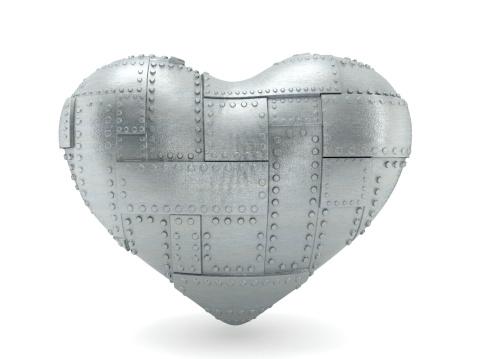 Heart「Steel heart」:スマホ壁紙(17)
