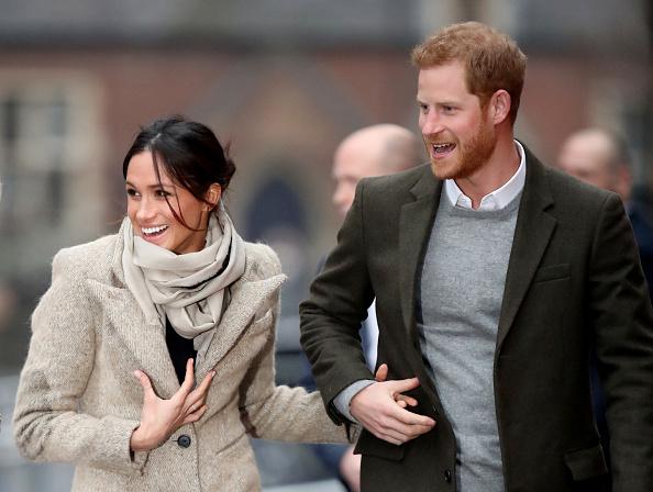 Prince Harry「Prince Harry and Meghan Markle Visit Reprezent」:写真・画像(14)[壁紙.com]