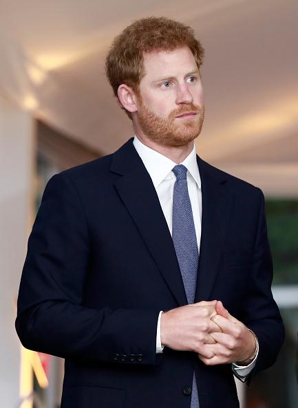 Prince Harry「Prince Harry Attends The Landmine Free World 2025 Reception On International Mine Awareness Day」:写真・画像(11)[壁紙.com]