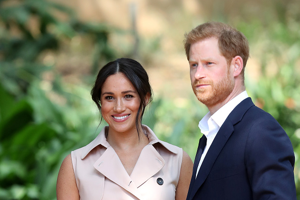 Prince Harry「The Duke And Duchess Of Sussex Visit Johannesburg - Day Two」:写真・画像(4)[壁紙.com]
