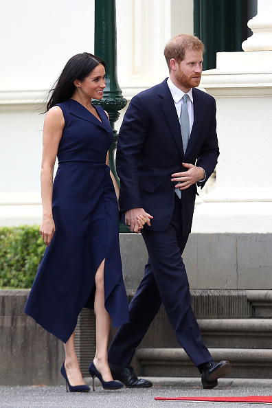 Government Building「The Duke And Duchess Of Sussex Visit Australia - Day 3」:写真・画像(17)[壁紙.com]