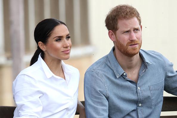 Prince Harry「The Duke And Duchess Of Sussex Visit Australia - Day 2」:写真・画像(0)[壁紙.com]