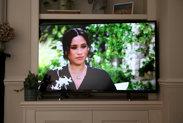 Interview - Event「The Duke And Duchess Of Sussex Are Interviewed By Oprah Winfrey」:写真・画像(11)[壁紙.com]