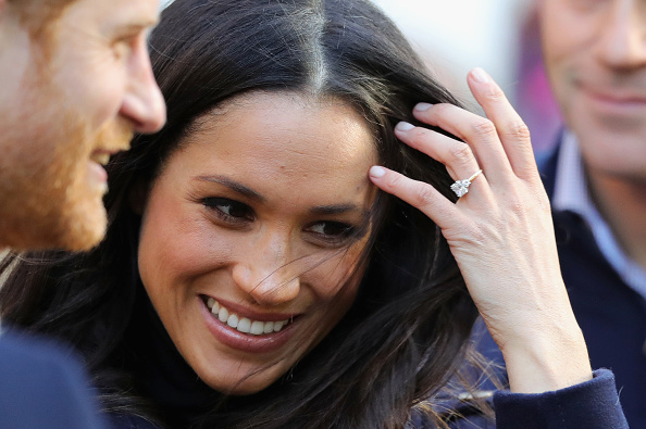 Ring - Jewelry「Prince Harry & Meghan Markle Visit Nottingham」:写真・画像(4)[壁紙.com]