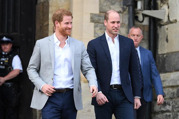 Prince Harry「Preparations for Royal Wedding of Harry and Meghan」:写真・画像(6)[壁紙.com]