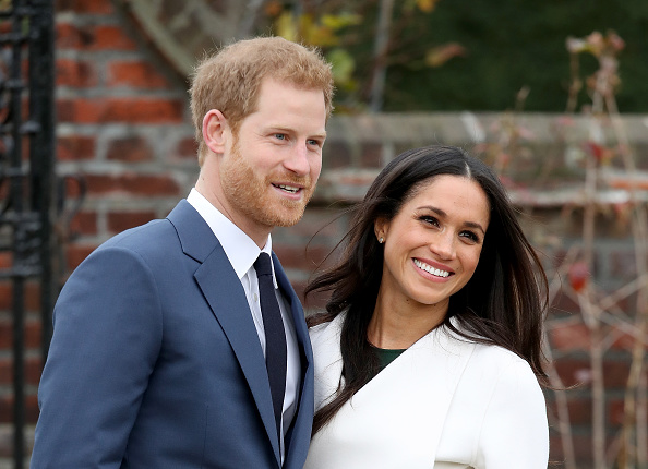 Prince Harry「Announcement Of Prince Harry's Engagement To Meghan Markle」:写真・画像(1)[壁紙.com]