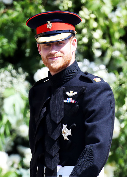 Uniform「Prince Harry Marries Ms. Meghan Markle - Windsor Castle」:写真・画像(6)[壁紙.com]