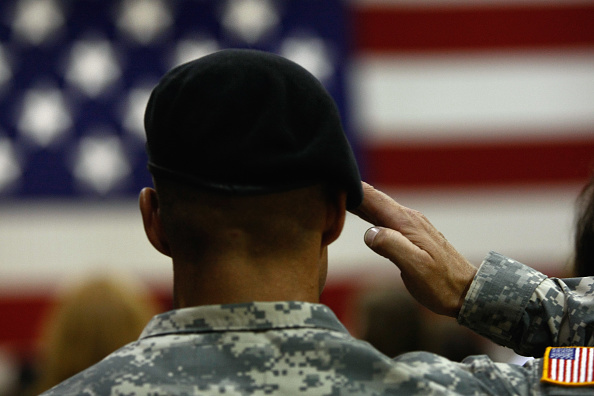 National Anthem「2nd Brigade Combat Team Soldiers Return To Ft. Carson After 1 Year In Iraq」:写真・画像(5)[壁紙.com]