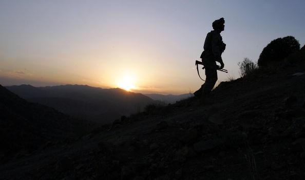 Army Soldier「U.S. Forces Hunt Taliban On Pakistan Border」:写真・画像(5)[壁紙.com]