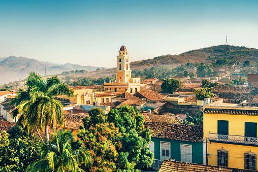 Cathedral「Trinidad, Cuba」:スマホ壁紙(3)