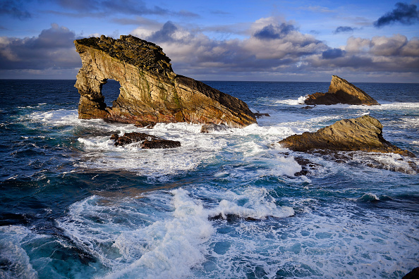 Island「Foula - One Of The Remotest Permanently Inhabited Islands In Great Britain」:写真・画像(3)[壁紙.com]