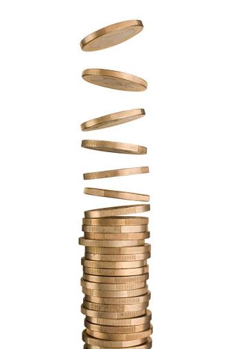 Making Money「Coins」:スマホ壁紙(4)