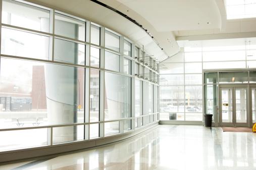 Postmodern「Office Park - Lobby」:スマホ壁紙(19)