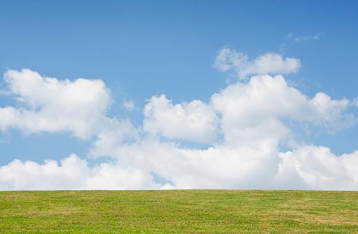 Cumulus Cloud「USA, New Jersey, Scenic view of landscape」:スマホ壁紙(6)