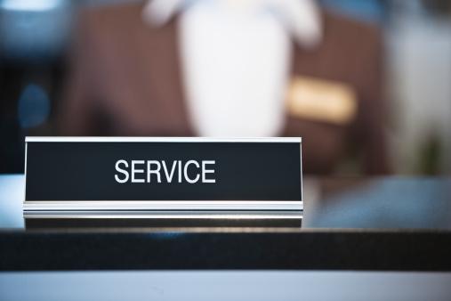 Assistance「USA, New Jersey, Jersey City, Service sign」:スマホ壁紙(8)