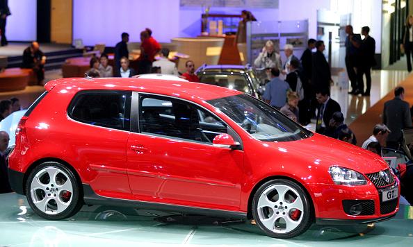 Hatchback「VW At The Frankfurt Auto Show」:写真・画像(5)[壁紙.com]