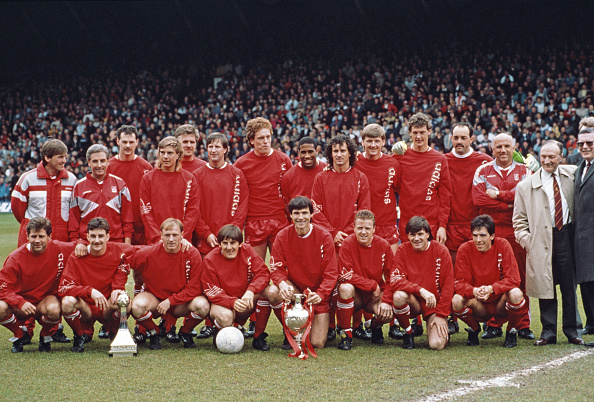 Black History in the UK「Liverpool League Division One Champions 1988」:写真・画像(2)[壁紙.com]