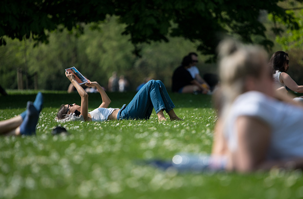 Heat - Temperature「Fine Weather Holds Into The Weekend」:写真・画像(18)[壁紙.com]