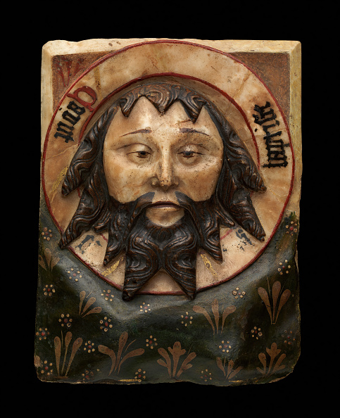 Alabaster「Plaque With The Head Of Saint John The Baptist On A Charger」:写真・画像(17)[壁紙.com]