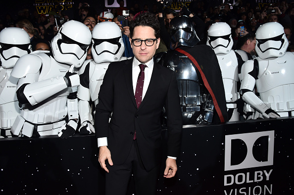 "Director「Premiere Of ""Star Wars: The Force Awakens"" - Red Carpet」:写真・画像(9)[壁紙.com]"