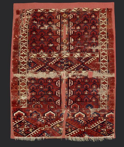 Rug「Turkmen Ersari Carpet」:写真・画像(9)[壁紙.com]