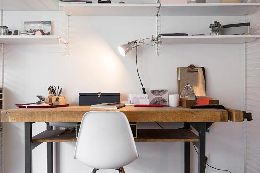 ドイツ「Workroom at home」:スマホ壁紙(19)