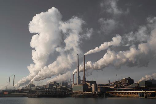 Carbon Dioxide「Environmental Problem」:スマホ壁紙(9)