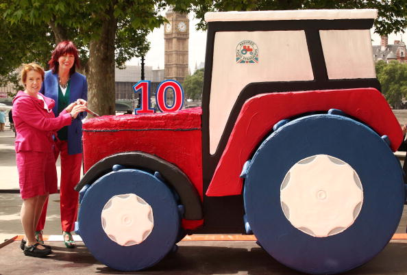 Peter Macdiarmid「Red Tractor Celebrate Their 10 year Anniversary」:写真・画像(18)[壁紙.com]