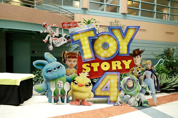 "Toy Story「""Toy Story 4"" Orlando Events」:写真・画像(4)[壁紙.com]"