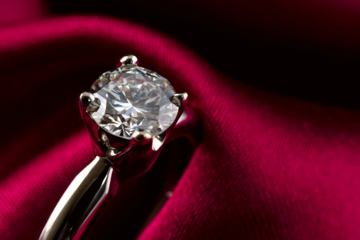 Stone - Object「Solitaire Diamond Ring」:スマホ壁紙(15)