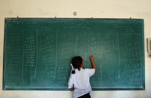 Blackboard - Visual Aid「Some Iraqi Female Christian Students Return To School」:写真・画像(18)[壁紙.com]