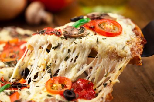 Heat - Temperature「Pizza Slice.」:スマホ壁紙(4)