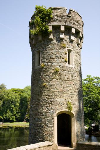 Castle「Castle turret」:スマホ壁紙(1)