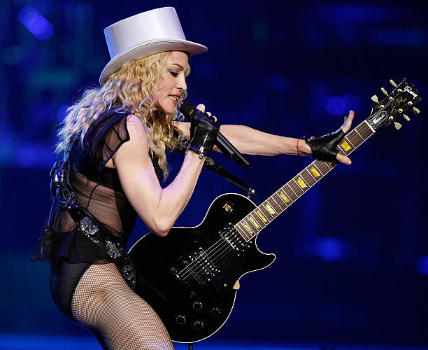 Madonna Performs At MGM In Las Vegas:ニュース(壁紙.com)