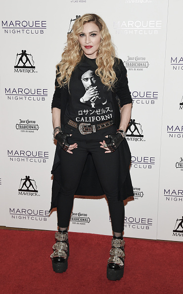 Material「Madonna Hosts Rebel Heart Concert After Party At Marquee Nightclub」:写真・画像(15)[壁紙.com]
